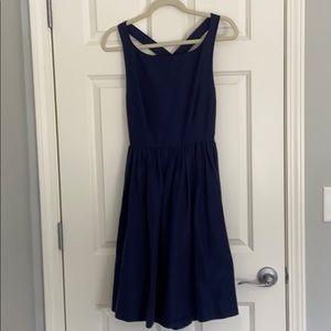 Navy Blue Kate Spade Dress